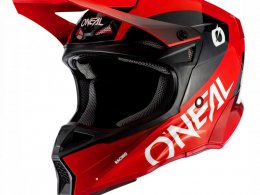 Casque cross ONeal 10SRS Hyperlite Core rouge/noir