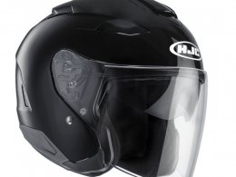 Casque jet HJC IS-33 II Noir