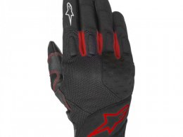 Gants Alpinestars Kinetic noir/rouge