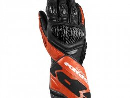 Gants Spidi CARBO 4 noir/orange