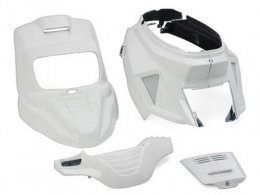 Kit carrosserie Replay design 7 pièces blanc pour Booster/BW's 2004>