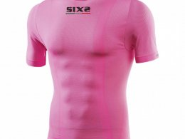 Maillot Sixs TS1 rose fluo