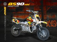 Bastos Bike BS 90