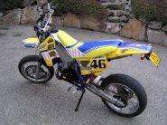 Honda CRM 125