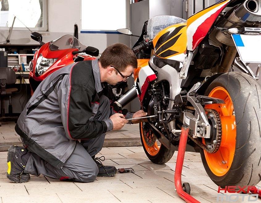 Bons plans pour r parer sa moto moins cher hexa moto for Garage de reparation pas cher