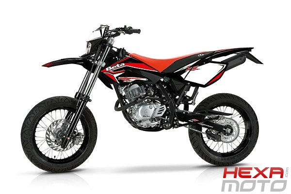 honda 125 supermotard 4 temps