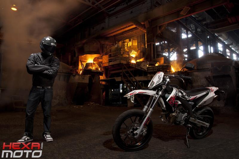 Derbi Senda Drd Racing Sm Hexa Moto