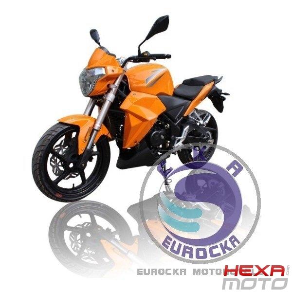 eurocka roadster hexa moto. Black Bedroom Furniture Sets. Home Design Ideas