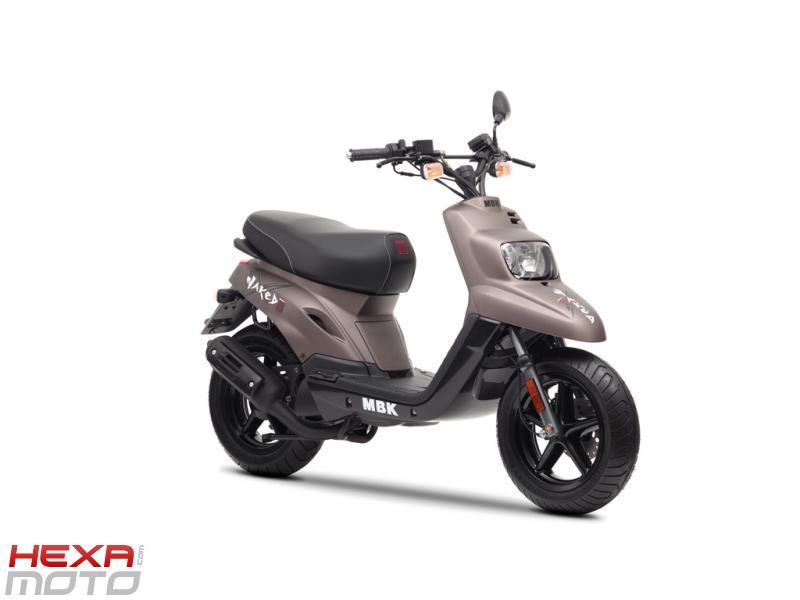 MBK Nitro Naked - Hexa Moto
