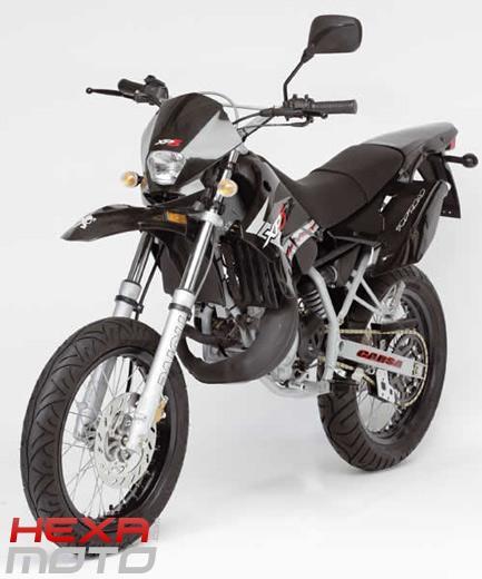 peugeot xp6 top road 50 hexa moto. Black Bedroom Furniture Sets. Home Design Ideas