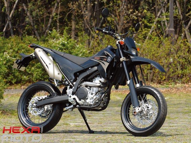 yamaha wr 250 x hexa moto. Black Bedroom Furniture Sets. Home Design Ideas