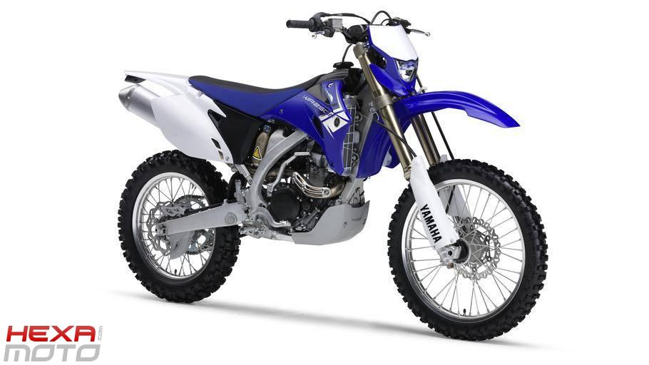 yamaha wr 250 f hexa moto. Black Bedroom Furniture Sets. Home Design Ideas