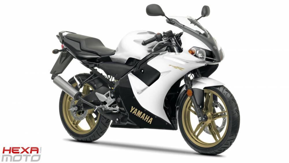 moto yamaha tzr