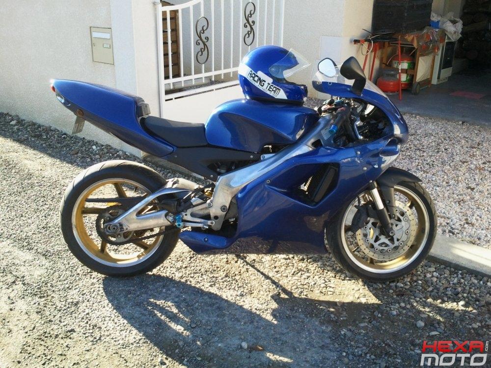 2001 aprilia rs 125 de rs65 hexa moto. Black Bedroom Furniture Sets. Home Design Ideas