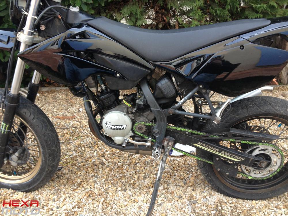 2008 beta rr 50 motard standard de max13 hexa moto. Black Bedroom Furniture Sets. Home Design Ideas