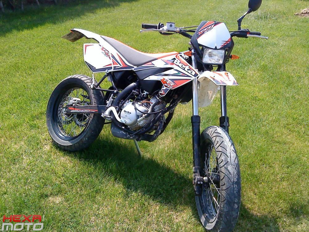 2009 beta rr 50 motard de cleb84 hexa moto. Black Bedroom Furniture Sets. Home Design Ideas
