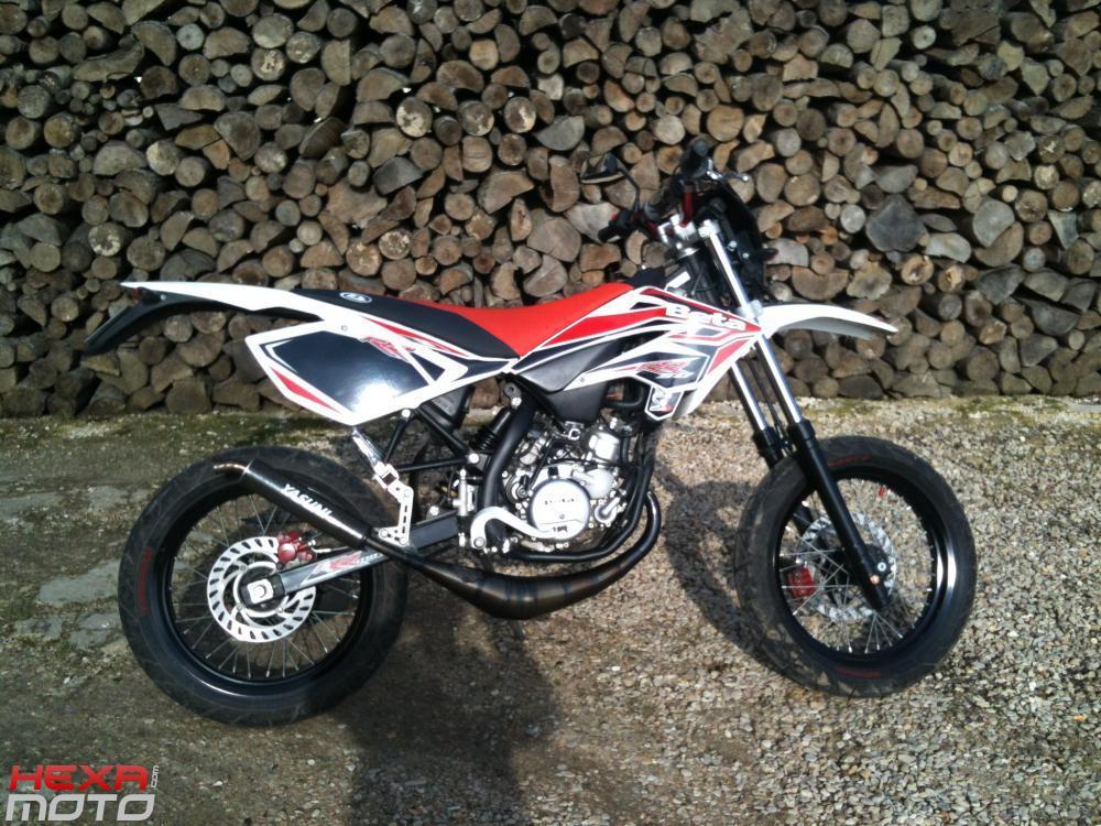2010 beta rr 50 motard de beta77 hexa moto. Black Bedroom Furniture Sets. Home Design Ideas