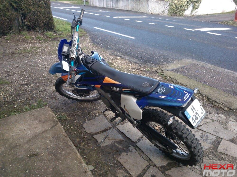 Yamaha DT 50 sm 50 cm³ 2005 - Saarijärvi - Mopo - Nettimoto