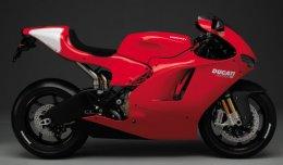 Coloris du modèle Ducati Desmosedici RR
