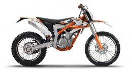 Coloris du modèle KTM Freeride 350