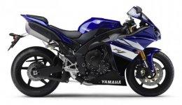 Coloris du modèle Yamaha YZF-R1