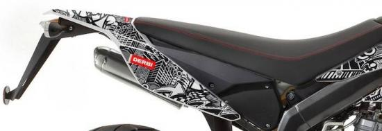Derbi DRD X-Treme 50 Limited de 2012