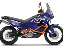 KTM 990 Adventure Dakar Edition