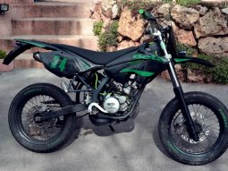 2007 Beta RR 50 Motard de nightmare852456