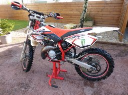 2008 Beta RR Enduro Factory 50 de laurent17