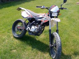 2009 Beta RR 50 Motard de Cleb84