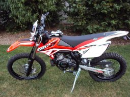 2012 Beta RR Enduro 50 de chantemerle