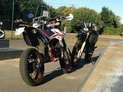 2014 Beta RR 50 Motard Track de iForever