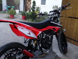2018 Beta RR 50 Motard de Lenixx