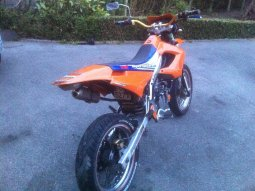 2003 Derbi Senda DRD Racing Limited SM de Flo62370