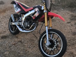2005 Derbi Senda DRD Racing Limited SM de Kaizzer