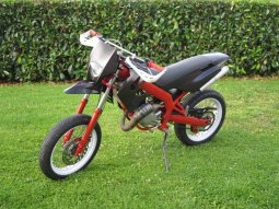 2006 Derbi X-Race 50 de derbi-0795