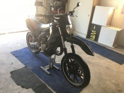 2011 Derbi DRD X-Treme 50 SM de Peter