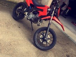2014 Derbi DRD X-Treme Limited 50 SM de Alex 78