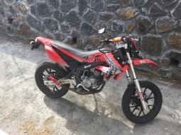 2014 Derbi Senda DRD Racing SM de HighFall974