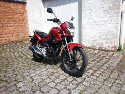 2015 Honda CB 125 F de Tital
