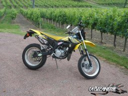 2009 MBK X-Limit Supermotard de raymog33