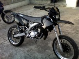 2010 MBK X-Limit Supermotard de tita76
