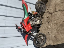 2008 PIT Bike Apollo 150 de Yamaha.D
