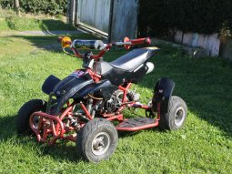 2005 Pocket Pocket Quad 47 de nevrakse