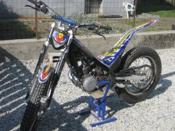 2007 Sherco Trial 80 de theau