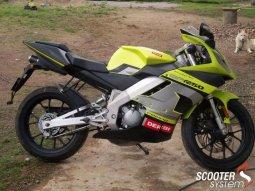 1999 Yamaha TZR 50 de Yannick.C