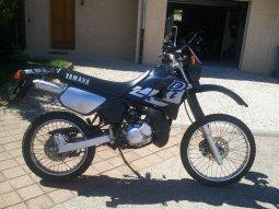 2001 Yamaha DTR 125 de Derbi 69