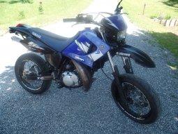 2005 Yamaha DTX 125 de YOYO