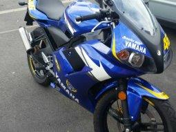 2006 Yamaha TZR 50 de Shinobi