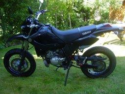 2006 Yamaha DTX 125 de Germain